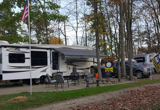 Oil Creek Campground