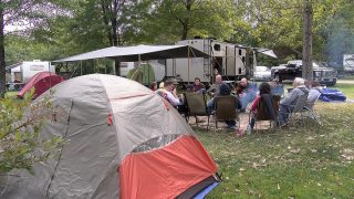 Oil Creek Campground Photo Gallery 1