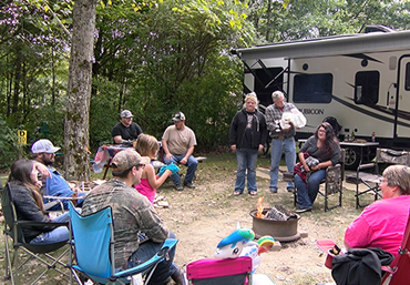 Oil Creek Family Campground – Titusville, PA