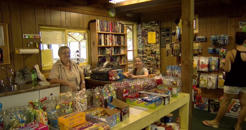 Oil Creek Family Campground Store